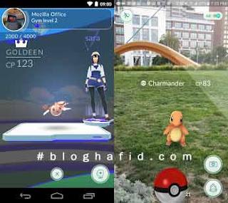 sebuah game buatan jepang ini telah membuat booming Official Unduh Game Pokémon GO Android