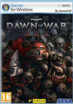 Warhammer 40.000 Dawn of War 3 PC Full Español