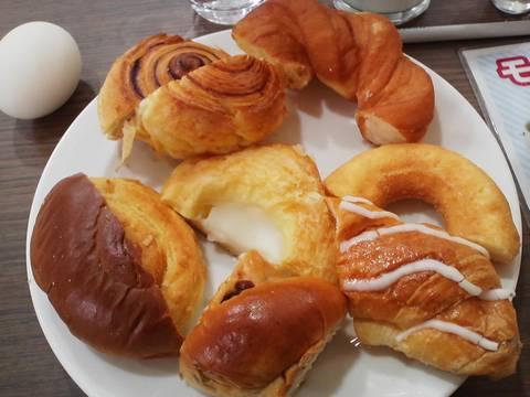 菓子パン9種類 シャポーブランメイチカ店