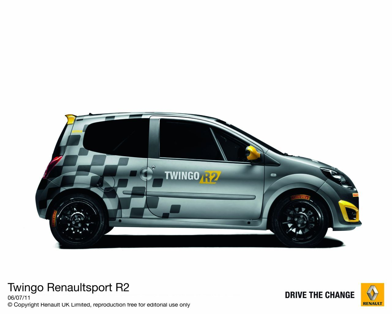 daily cars renault twingo r1 for the msa british rally championship. Black Bedroom Furniture Sets. Home Design Ideas