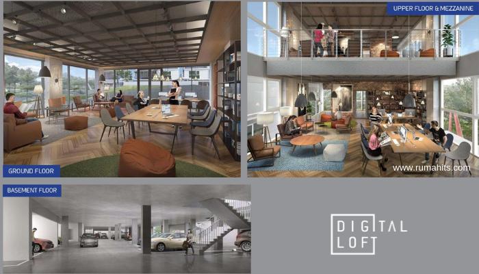 Digital Loft @ Digital Hub BSD City