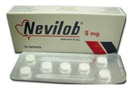 سعر ودواعى إستعمال دواء نيفيلوب Nevilob لعلاج أرتفاع ضغط الدم