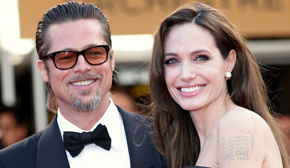 Solid Relationship Between Angelina Jolie and Brad Pit | Famous Celebrity Bible