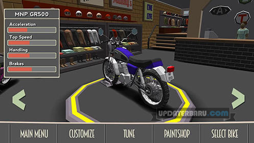 Game Cafe Racer APK Full Mod Money