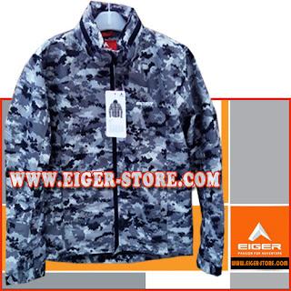 Jaket Eiger J435 TARGA ARMY