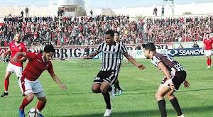 النجم الساحلي يتعادل في مباراة الجولة التاسعه من امام فريق  اتحاد بن قردان بهدف لمثله في الرابطة التونسية لكرة القدم