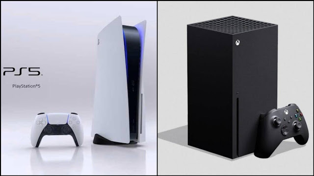 Especificaciones de Xbox series x y PS5