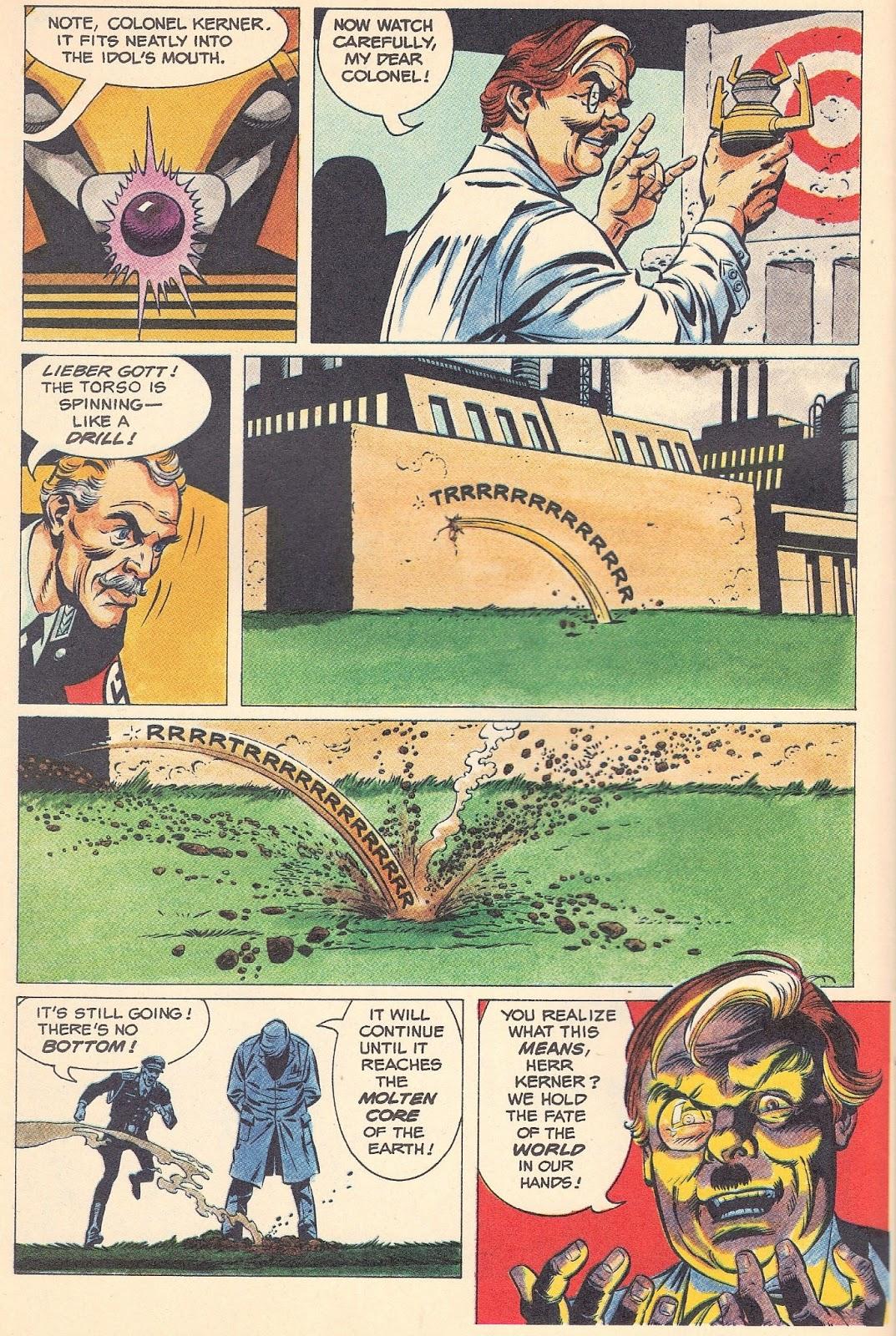 Les comics que vous lisez en ce moment - Page 7 Indiana+Jones+Atlantis+comic+2