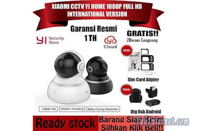 Xiaomi Yi Dome 1080p