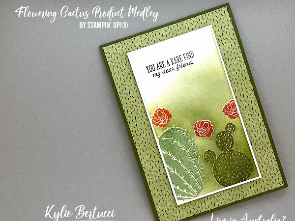 All Star Video Tutorial Bundle Design Team Hop April 2021   Flowering Cactus Suite