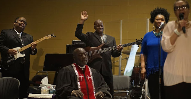 Care for people. Listen to not only members of the choir, but to the clergy, program and maintenance staff, and congregation.