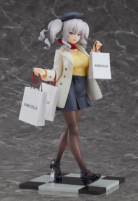 "Kashima Shopping Mode 1/8 de ""Kantai Collection -KanColle-"" - Good Smile Company"