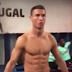 Cristiano Ronaldo poses in just pants as he and his Portugal team mates do the mannequin challenge (Photos & Video)