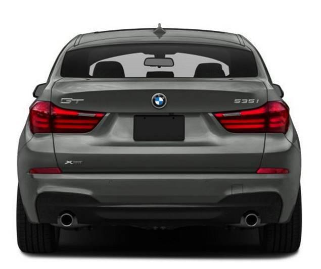 2017 BMW 535i xDrive Gran Turismo Hatchback