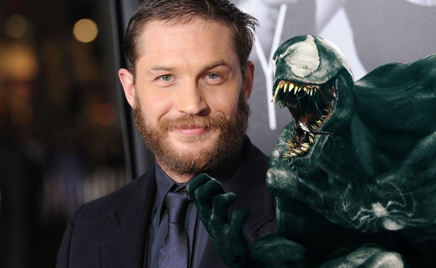 Tom Hardy será o vilão 'Venom' em filme derivado do 'Homem-Aranha'
