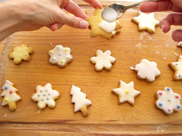 Biscuits Givrés