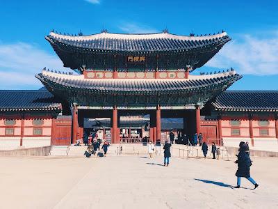 jalan-jalan ke korea