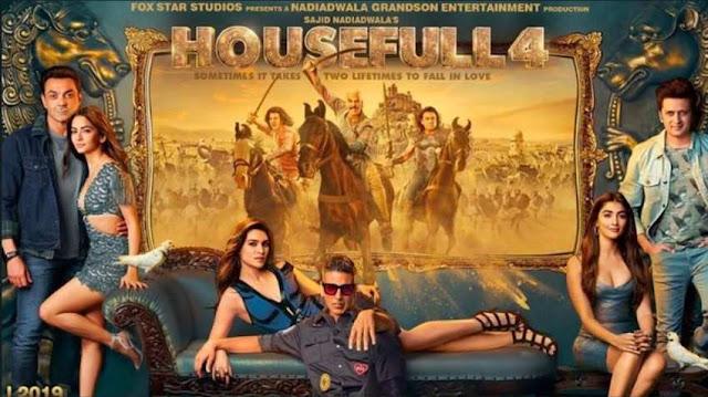 Housefull 4 HD Hindi Movie Download 720p (2019)