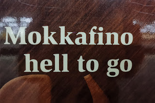 Mokkafino - hell to go