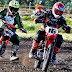 Parque de la Hispanidad recibió etapa de motociclismo en tierra