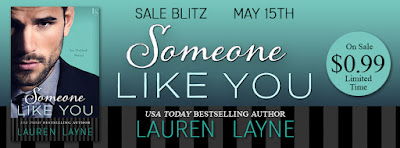 Sale Blitz: Someone Like You by Lauren Layne