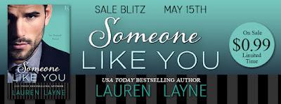 Sale Blitz:  Someone Like You – Lauren Layne
