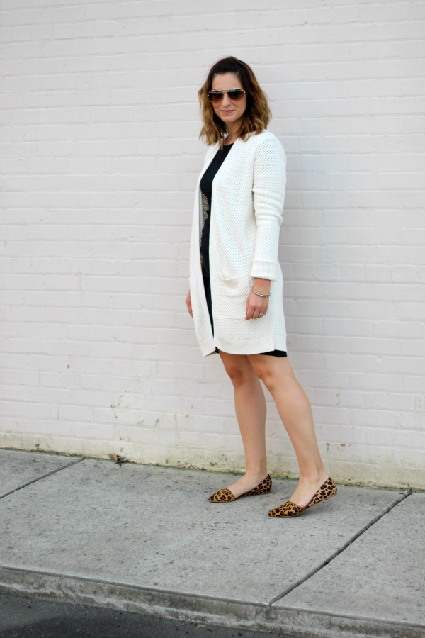 little black dress, north carolina blogger, mom style, style on a budget