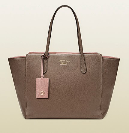 e38ec9c4f6c1bc Gucci Swing Leather Tote Review, Gina Miller Gucci Youtube, Gucci Tote  Review