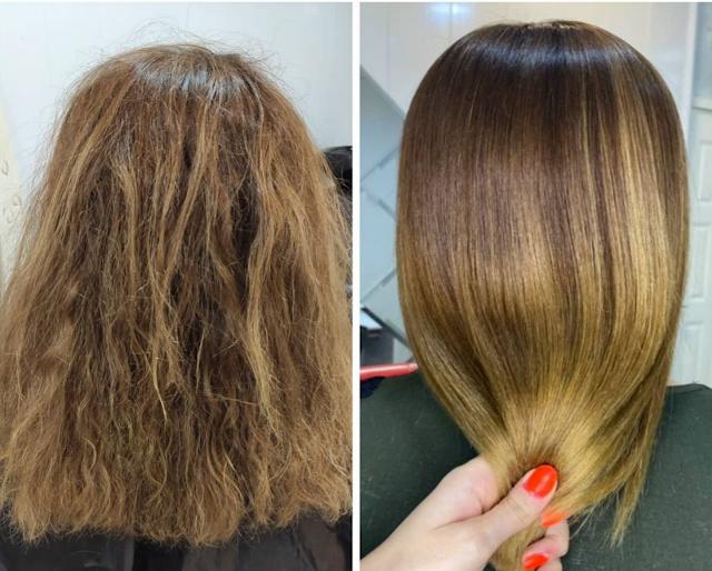 5 Traitements magiques pour lisser ses cheveux en quelques minutes