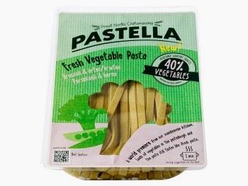 My happy kitchen test: Pastella groentepasta