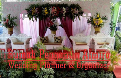 Paket Pernikahan Murah Di Rumah Pengantin Almira