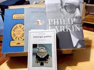 Philip Larkin, Antología poética