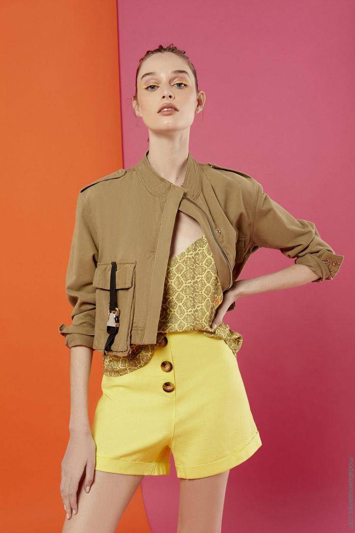 Chaquetas cortas primavera verano 2020 moda mujer.
