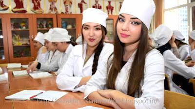 mbbs fees of Kazakh Russian Medical University