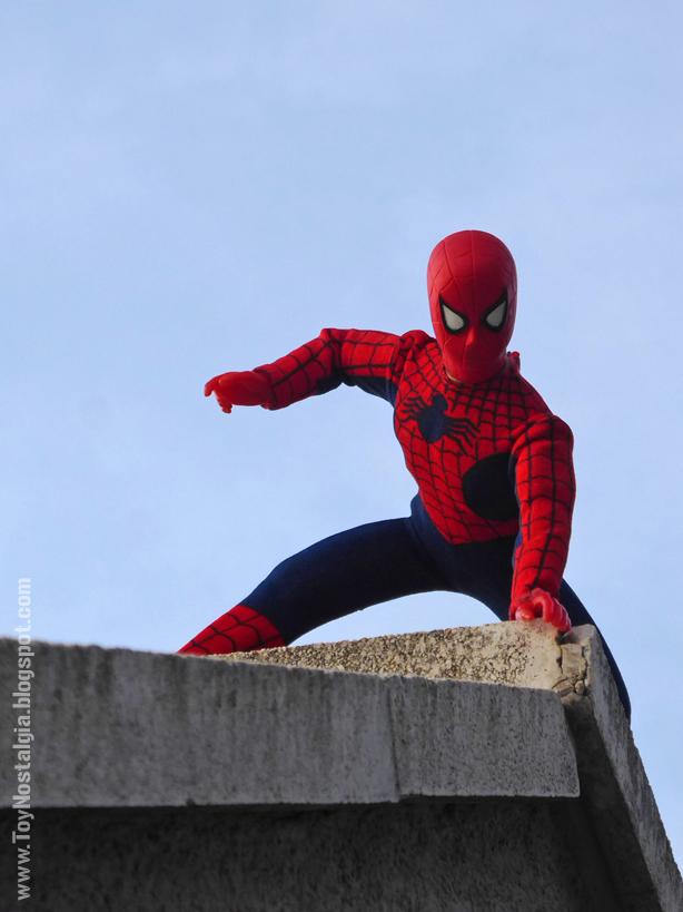 MEGO Spider-Man   (MEGO - World's Greatest Super Heroes!)