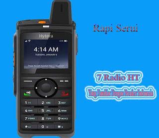 7 Radio HT Yang Familiar Dengan Breaker Indonesia
