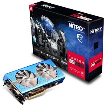 Sapphire Nitro+ RX 590 8GB
