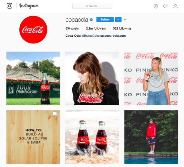 CocaCola – Tính nhất quán trong thương hiệu là gì? (Ảnh: Internet)