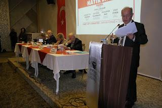 Ertuğrul Yalçınbayır'ın  Anayasa Panel Konuşması