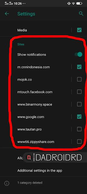 Cara mengatasi Notofikasi Google Chrome Android yang terus muncul, Notifkasi Chrome Android yang muncul terus, atasi Notifikasi Chrome Android, Menghilangkan Notifkasi Google Chrome Android, menghapus semua Notifkasi Google Chrome Android, menghilangkan Notifkasi SPAM Google Chrome Android, Menghilangkan Iklan Google Chrome Android, Fitur untuk menyembunyikan Notifikasi Google Chrome
