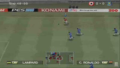 Download Game Pro Evolution Soccer 8 PES 2008 ISO PS2 (PC)