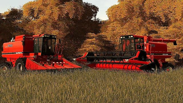Case IH 1620 - 1640 Harvester Mod V1.0