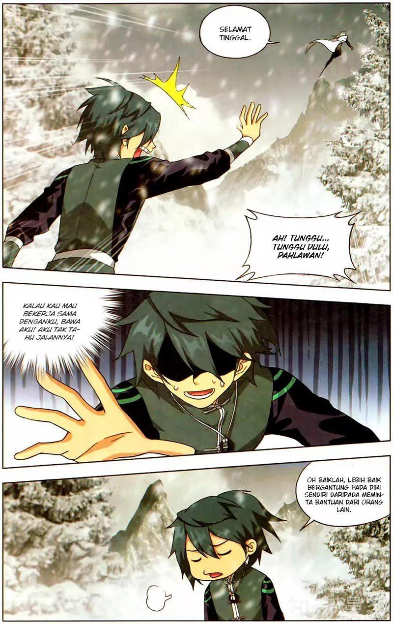 Battle Through Heaven Chapter 232-19