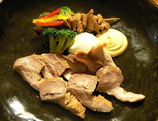 ミツカンのポン酢で豚ブロック煮