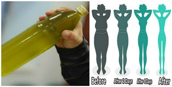 Excellent Drink That Melt 10 cm Stomach Fat Waist As If By Magic!