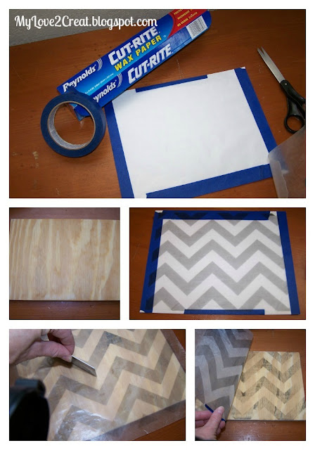 how to use an ink jet printer to transfer images to wood