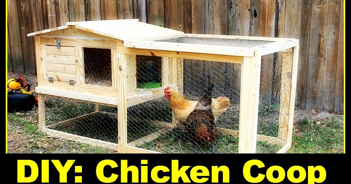- Simply Easy DIY: DIY: Small Backyard Chicken Coop