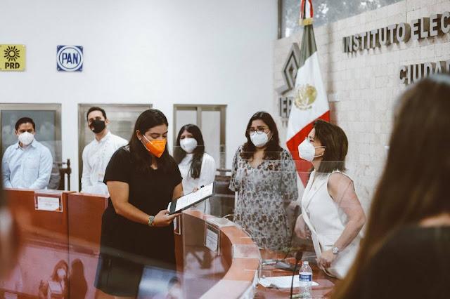 Somos la cuarta fuerza política de Yucatán, y seremos la primera en representar a la ciudadanía: Vida Gómez Herrera