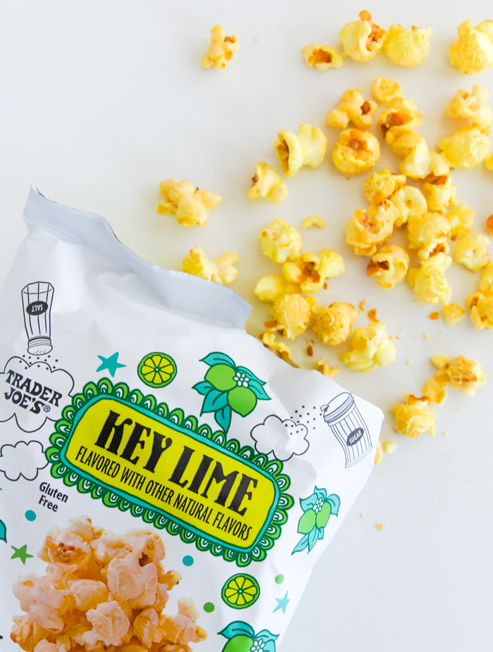 Trader Joe's Key Lime Kettle Popcorn review