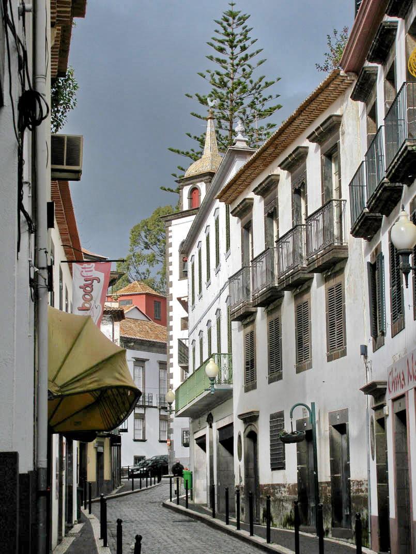 Pretas street